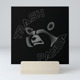 I am NOT a Trash Panda! Mini Art Print