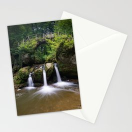 Schiessentuempel Falls 2 Stationery Cards
