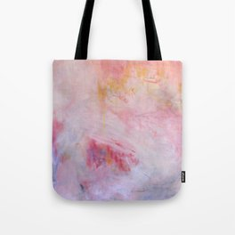pink abysses three Tote Bag