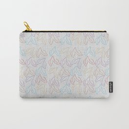 Colorful Leaf Carry-All Pouch