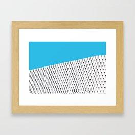 Skymetric • 2 Framed Art Print