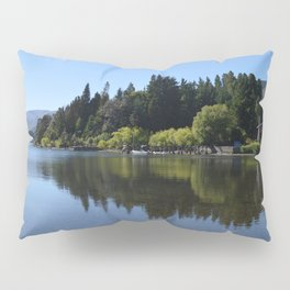 Lolog Lake, Patagonia Pillow Sham