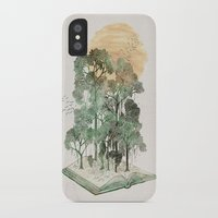 book iPhone & iPod Cases featuring Jungle Book by David Fleck