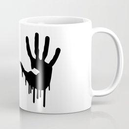 Dripping hangs Death Game Stranding  Coffee Mug