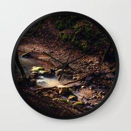 Creekside Respite Wall Clock