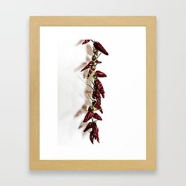 country flavour Framed Art Print