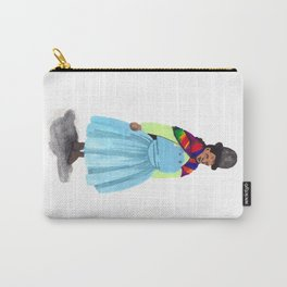 bolivia-ladymysterious Carry-All Pouch