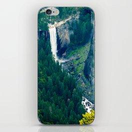 Vernal Fall, Yosemite National Park iPhone Skin