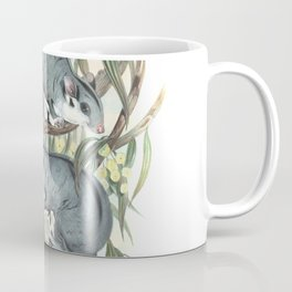 Sugar Glider in the forest of Australia and USA Coffee Mug