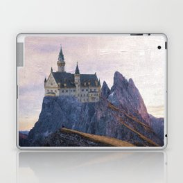 The Castle on the Hill Laptop & iPad Skin