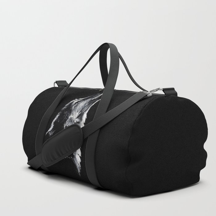 Wolf Duffle Bag