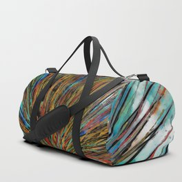 Painted Desert Yucca Plant Duffle Bag