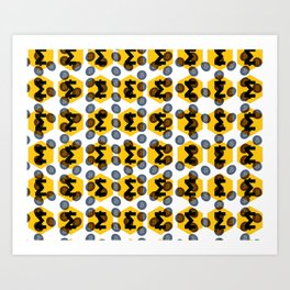 Bitcoin Confidential and Smartcash Art Print