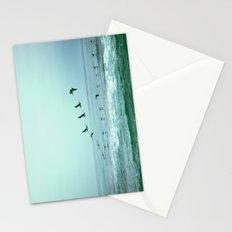 Aerodynamics Stationery Cards