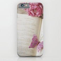 Le Petit Chose iPhone 6s Slim Case