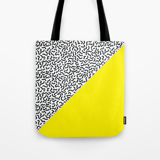 Pop Art Pattern 2 Tote Bag