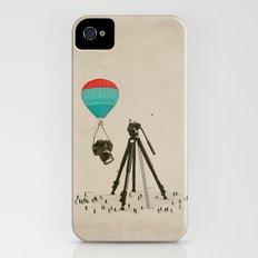 Supersize Cam Attraction Slim Case iPhone (4, 4s)