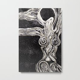 Midnight Dancer Metal Print