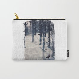 the raven who stole my heart Carry-All Pouch