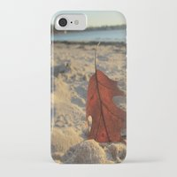 sand iPhone & iPod Cases featuring Sand by Jillian Stanton