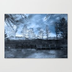Threshold of  Truth Canvas Print