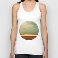 salt water Tank Tops featuring salt water story by gypsy's heirloom