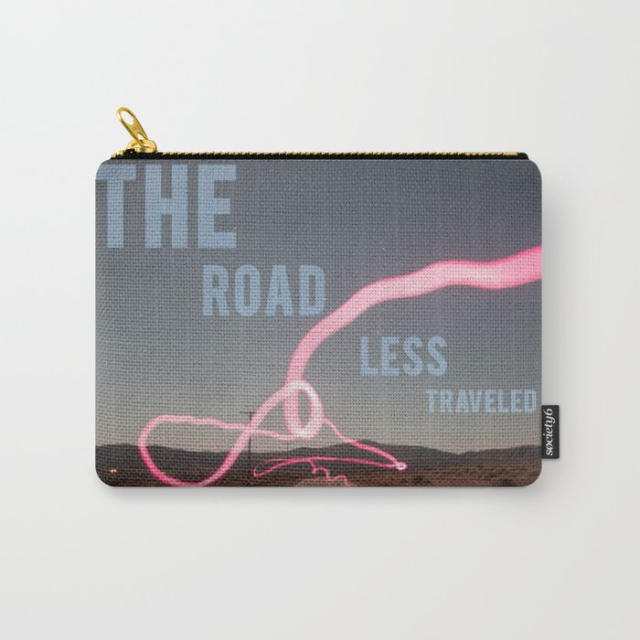 H.S. ROAD Carry-All Pouch