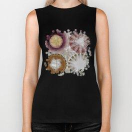 Inexhaustible Spacing Flower  ID:16165-130627-15901 Biker Tank