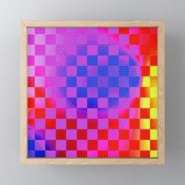 aura aura? Framed Mini Art Print