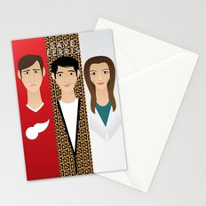 Save Ferris Stationery Cards