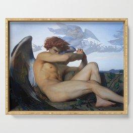 FALLEN ANGEL - ALEXANDRE CABANEL Serving Tray