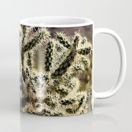 Staghorn Cactus in Tonto National Forest Coffee Mug