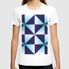 Tri Blue T-shirt