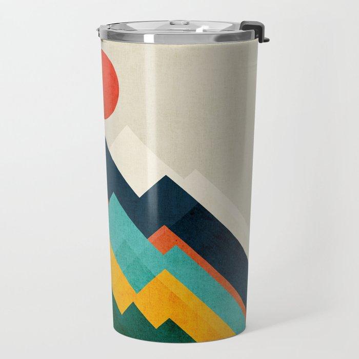 The hills are alive Travel Mug
