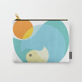 Happy fish day Carry-All Pouch
