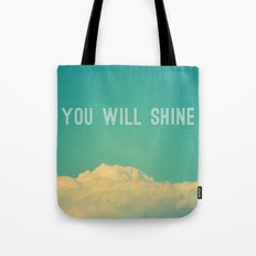 Baby, you will shine! Tote Bag