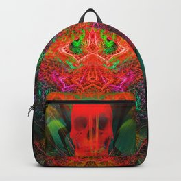 Atomic Psychedelia Backpack