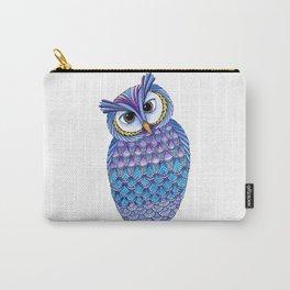 Zen Owl Carry-All Pouch