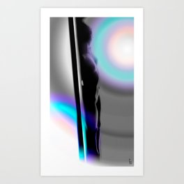 Transposed Art Print