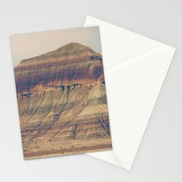Petrified Desert Stationery Cards