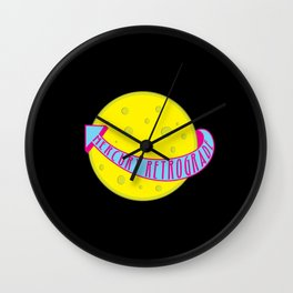 Mercury Retrograde Wall Clock