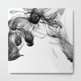SMOKER Metal Print