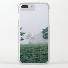 Mystic Forest in Slovenia 04 Clear iPhone Case