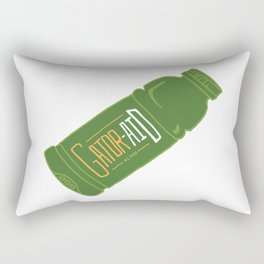 Gator-aid Rectangular Pillow