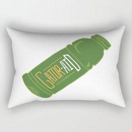 Gator-aid Rectangular Pillow