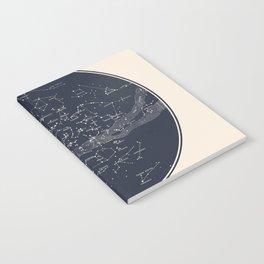 Carte Celeste Notebook