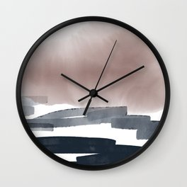 Introversion XIII Wall Clock