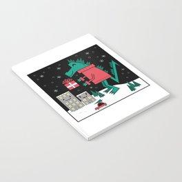 Kaiju Christmas Notebook
