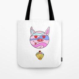 Craving piggy Tote Bag