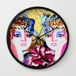 Girl Friends Wall Clock